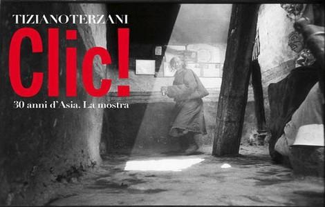 Mostra su Tiziano Terzani a Roma, locandina