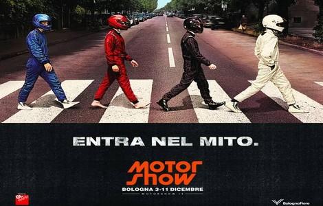 Motor Show Bologna 2011, locandina ufficiale