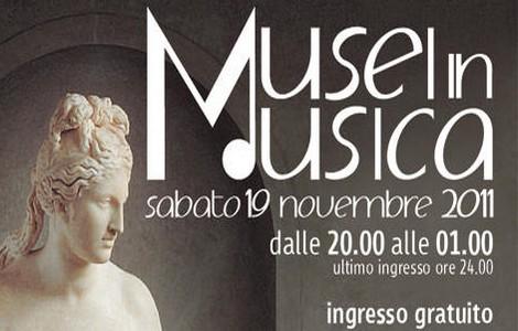 Musei in Musica 2011 a Roma