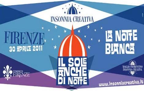 Notte Bianca Firenze 2011