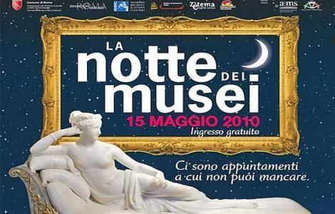 Notte dei Musei 2010
