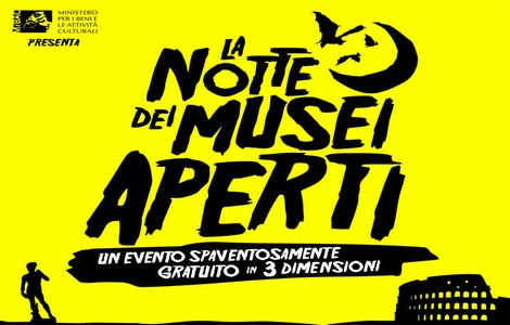 Notte dei Musei 2012, in tutta Italia ingresso gratis