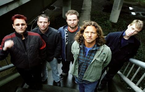 Pearl Jam: mostra a Roma gratis