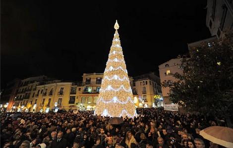 Salerno, Capodanno 2014: Stadio e Amoroso ©Foto Comune di Salerno