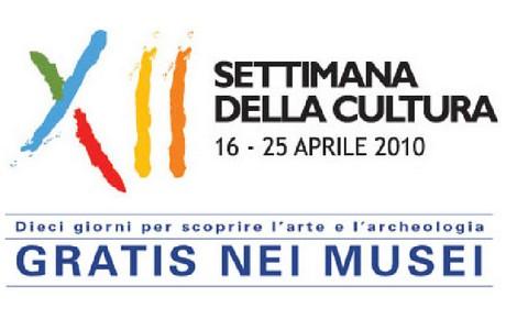 Settimana della Cultura 2010