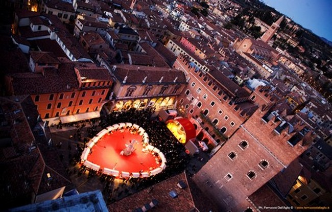 Verona in Love a San Valentino 2015