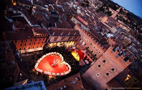 San Valentino a Verona con Verona in Love