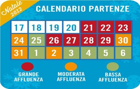 Voli low cost: trend di partenze e prenotazioni Natale 2012
