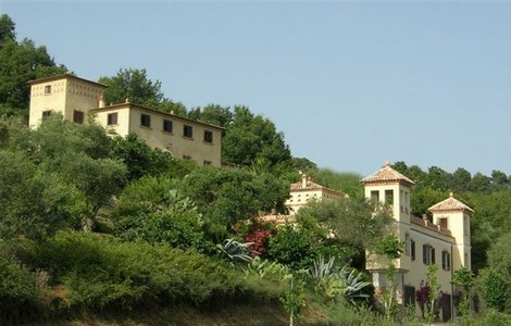 Borgoriccio, residenza d'epoca in Cilento