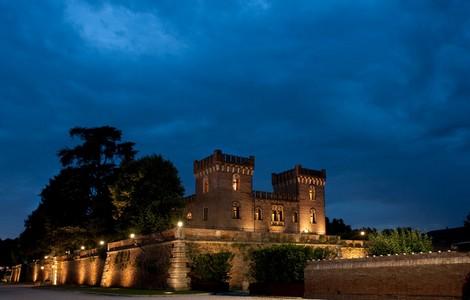 Castello Bevilacqua, spettacolo di Capodanno