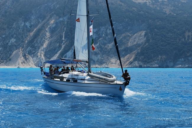 Horca Myseria, crociere in barca a vela alle Eolie