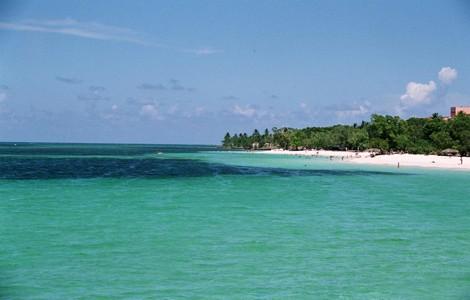 Cuba, spiaggia di Varadero ©Foto MarekSilarski