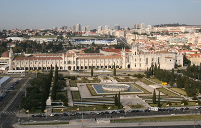 Lisbona, panorama