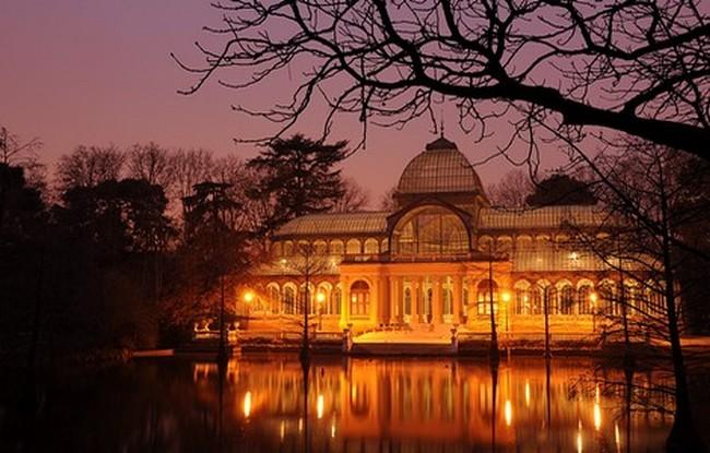 Madrid, Palacio de Cristal ©Foto Felipe Gabaldón