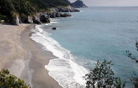 Spiaggia di Maratea ©Foto Locanda delle Donne Monache