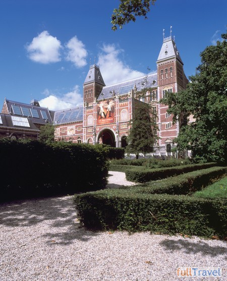 Rijksmuseum Amsterdam - Netherlands Board of Tourism & Conventions.