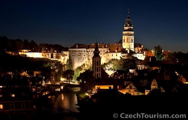 Castello di Praga ©Foto CzechTourism