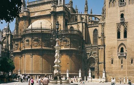 Andalusia: Cattedrale di Siviglia ©Foto Turismo Spagnolo