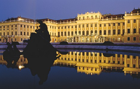 Schoenbrunn Palace©Austrian National Tourist Office/Horvath