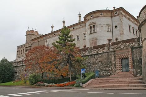 Castello del Buonconsiglio, Trento ©foto Anna Bruno
