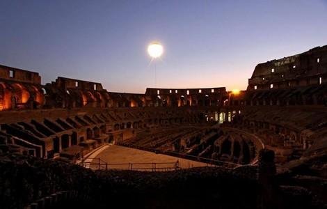 Colosseo: visite notturne possibili