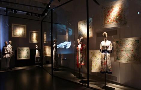 Gucci Museo a Firenze, una delle sale espositive