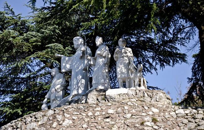 Monastero di San Benedetto, dettaglio