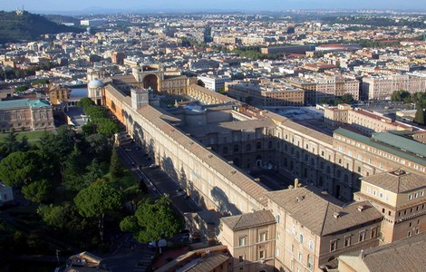Musei Vaticani ©Foto F.Bucher/Wikimedia