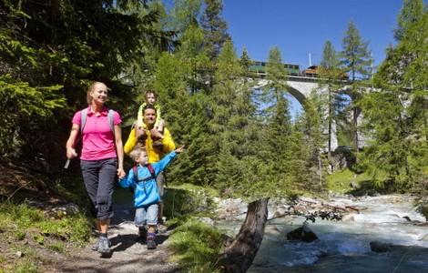 Vacanze famiglia in Svizzera ©swiss-image.ch/Christof Sonderegger