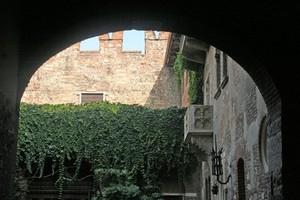 Verona - Balcone di Giulietta ©Anna Bruno