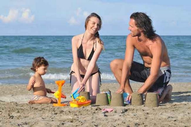 Vacanze mare in famiglia a Cesenatico