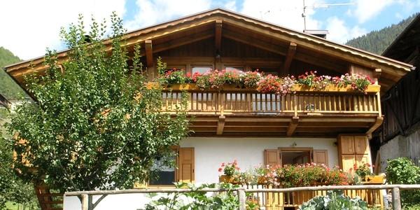 Val di Rabbi in Trentino, Baita Mas del Piergiorgio