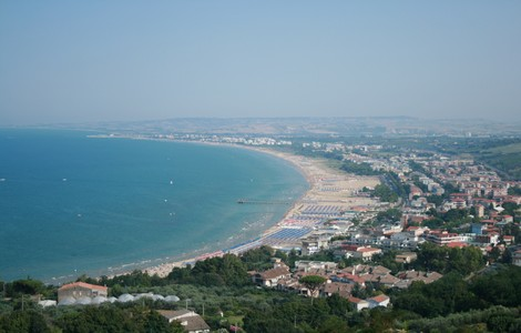 Vasto, panorama ©foto Arianna via Wikipedia