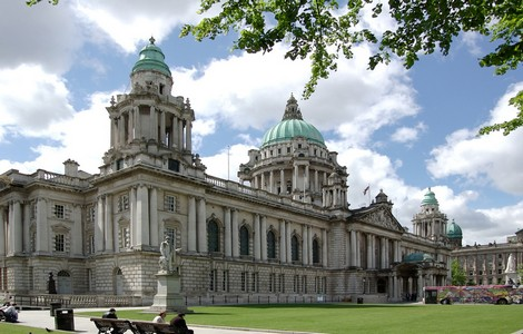 Belfast City Hall ©foto Macnolete/Wikipedia