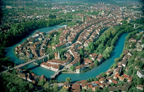 Berna, panorama
