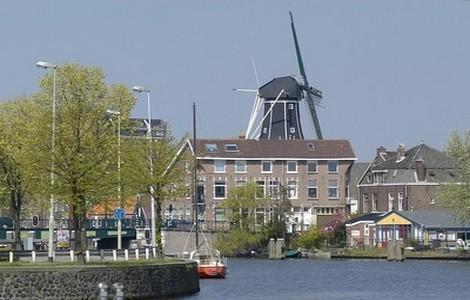 Haarlem, in Olanda