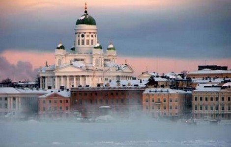 Helsinki, panorama ©Foto visithelsinki.fi