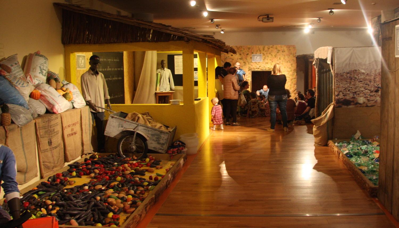 Museo africano a Basella di Urgnano