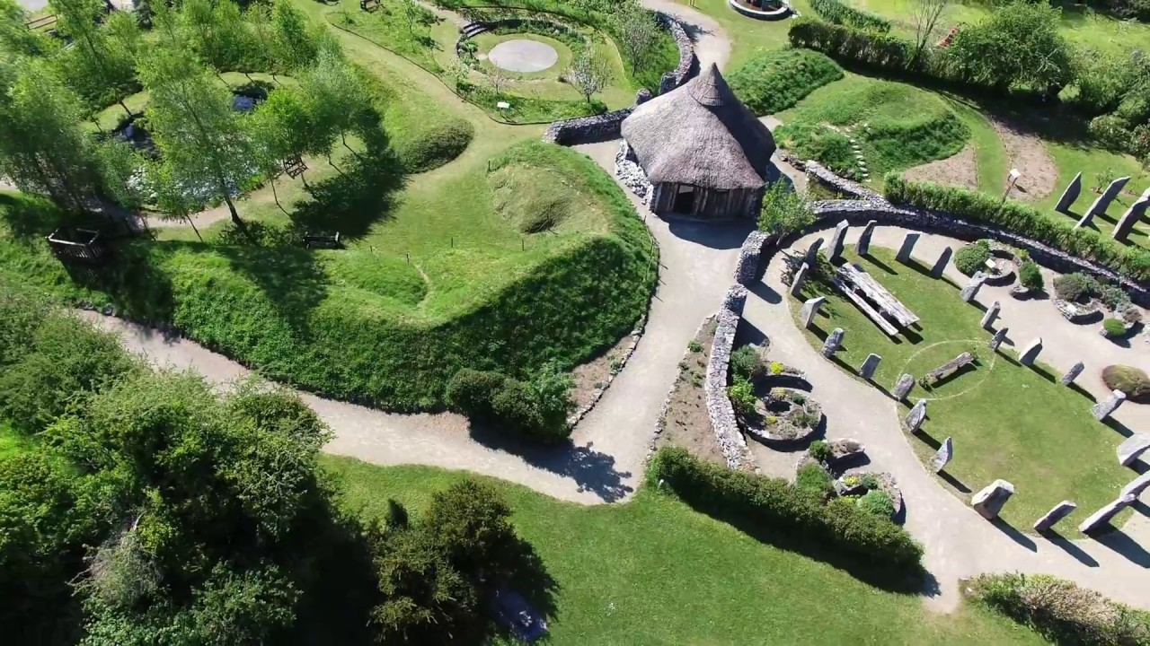 Brigit's Garden, Irlanda