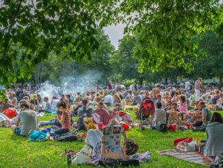 Midsummer, Festa di Mezza Estate, in Svezia