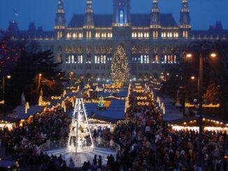 Mercatini di Natale a Vienna - Foto Copyright Osterreich Werbung, Photographer Astrid Bartl