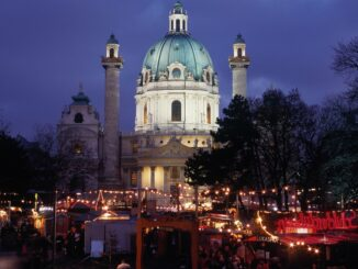 Natale a Vienna. Mercatini di Natale -Foto Copyright Österreich Werbung, Photographer Diejun