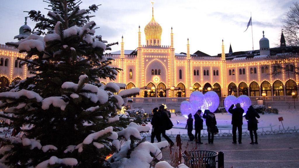 Copenaghen a Natale