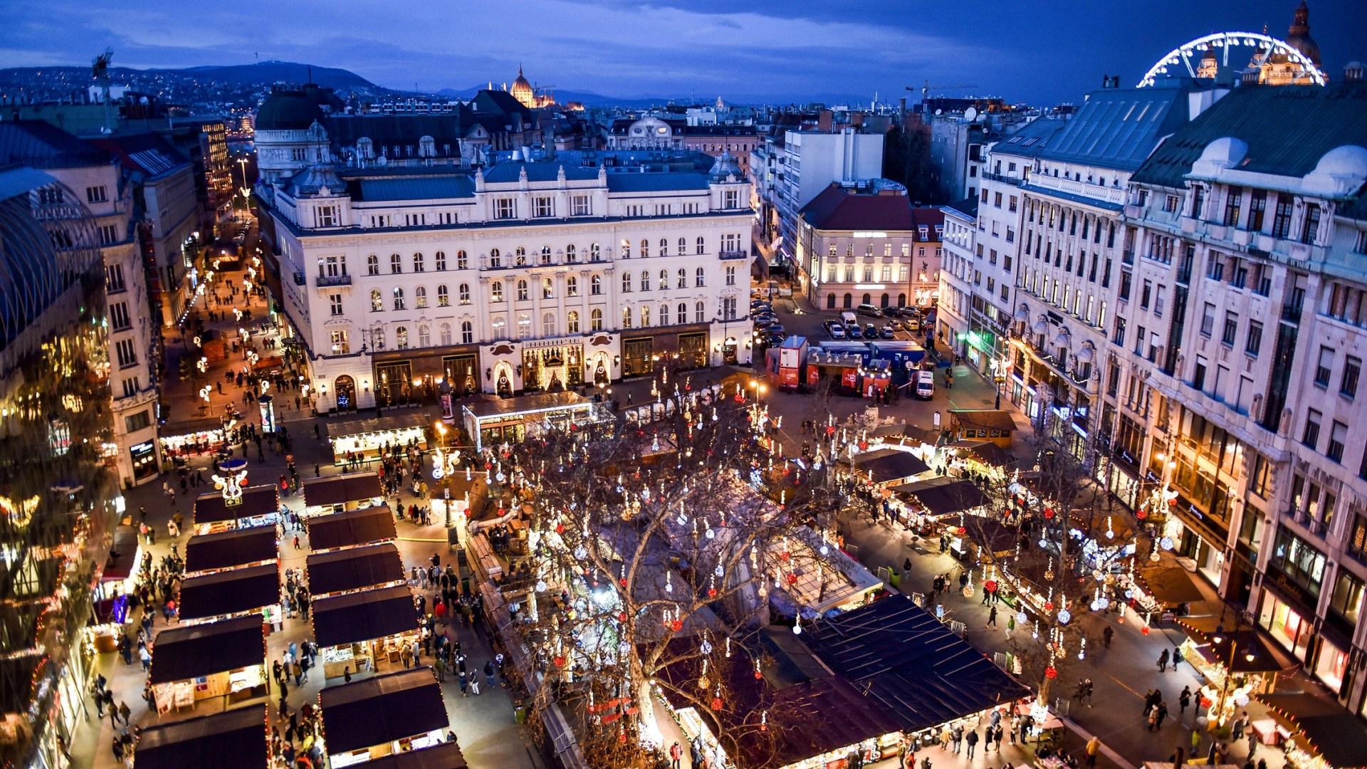 Mercatino di Natale Budapest