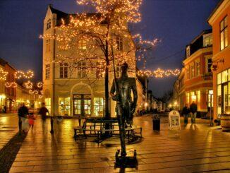 Natale a Odense, Danimarca