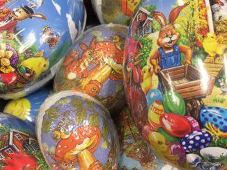 Uova di Pasqua, Danimarca