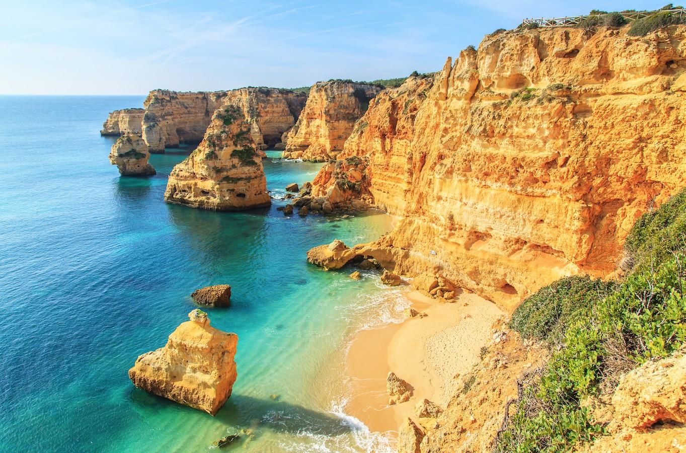 Algarve a sud del Portogallo