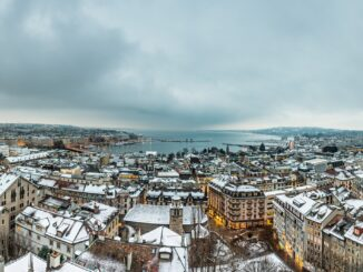 Ginevra in inverno - Foto ©Switzerland Tourism - swiss-image.ch/Jan Geerk