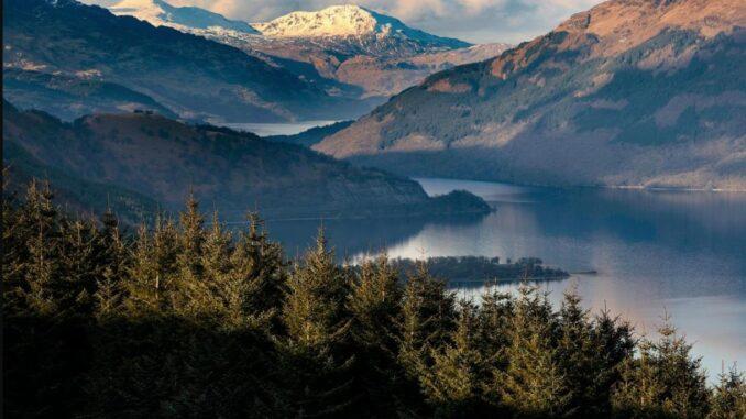 Loch Lomond, Scozia