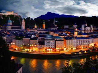Salisburgo - Foto di Zénó Tóth